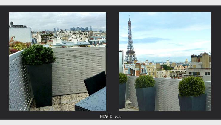 Panneaux – Tressage Fence Paris Balcon, Veranda & TerrasseAccessoires & décorations