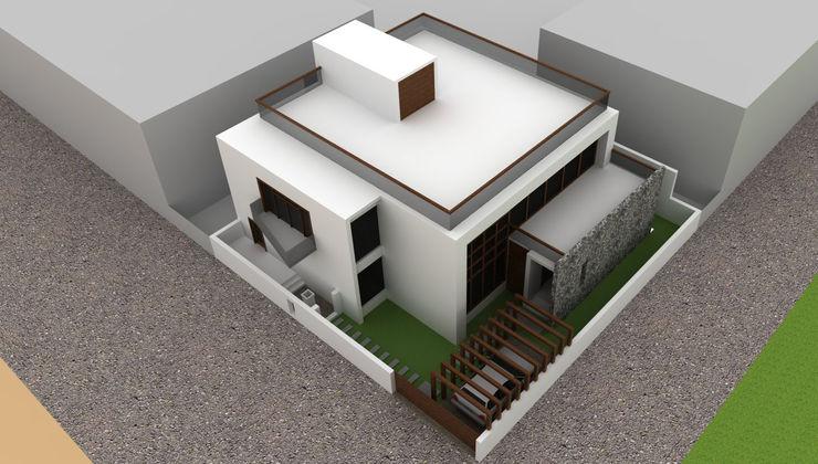 Bodhivraksh Design Studio Moderne Häuser