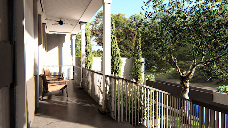 alexander and philips Patios & Decks Wood White