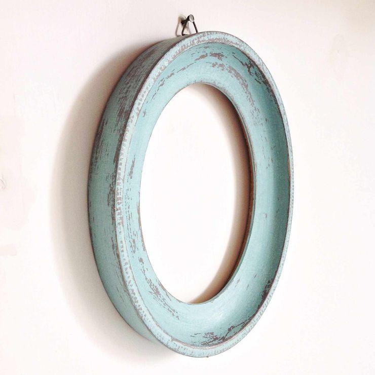 Revì Art - Upcycling Furniture Design Locaux commerciaux & Magasins Bois Turquoise