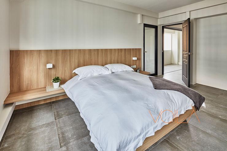 homify Dormitorios de estilo industrial