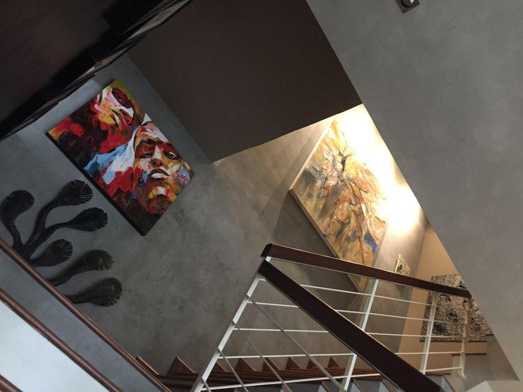 LI A'ALAF ARCHITECT Stairs