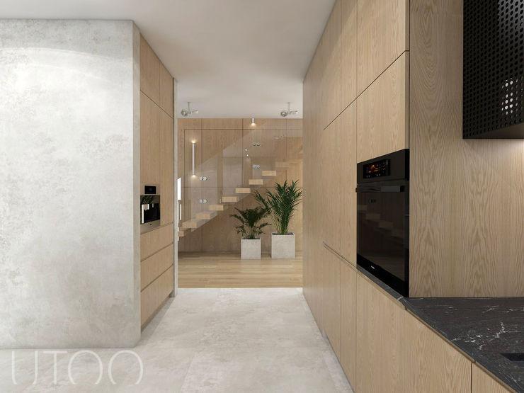 UTOO-Pracownia Architektury Wnętrz i Krajobrazu Кухня