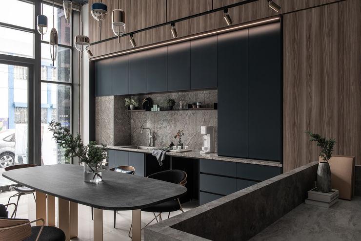 會議區 達譽設計 辦公室&店面