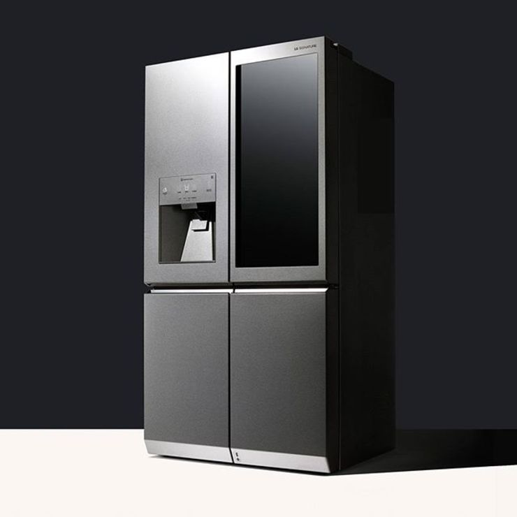 LG SIGNATURE KitchenElectronics Metal Metallic/Silver