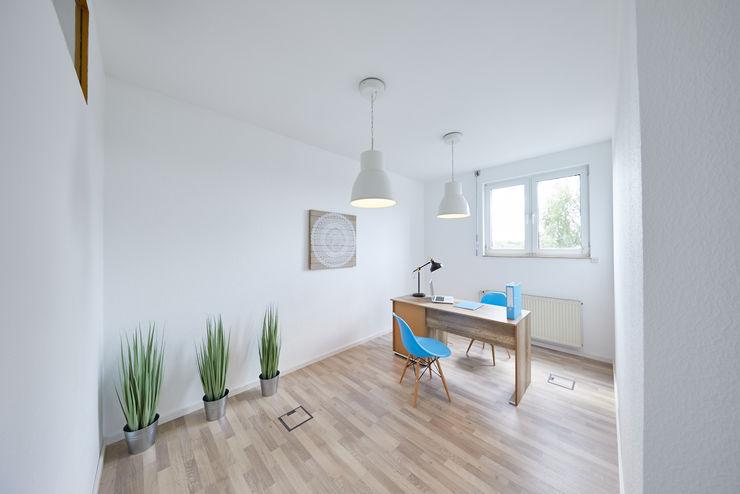 Office Staging - Büro Einzel - NACHHER Tschangizian Home Staging & Redesign