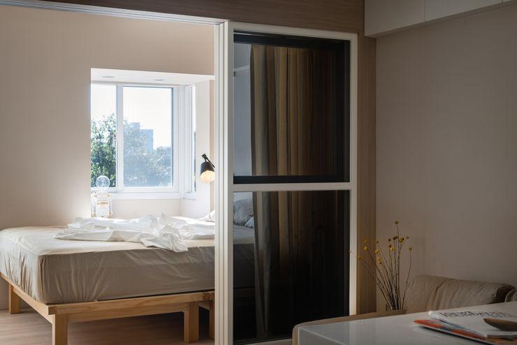 有偶設計 YOO Design Modern style bedroom