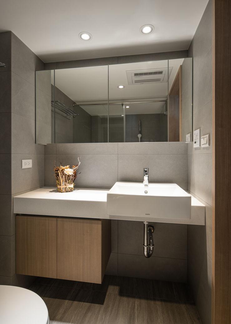 有偶設計 YOO Design Modern bathroom
