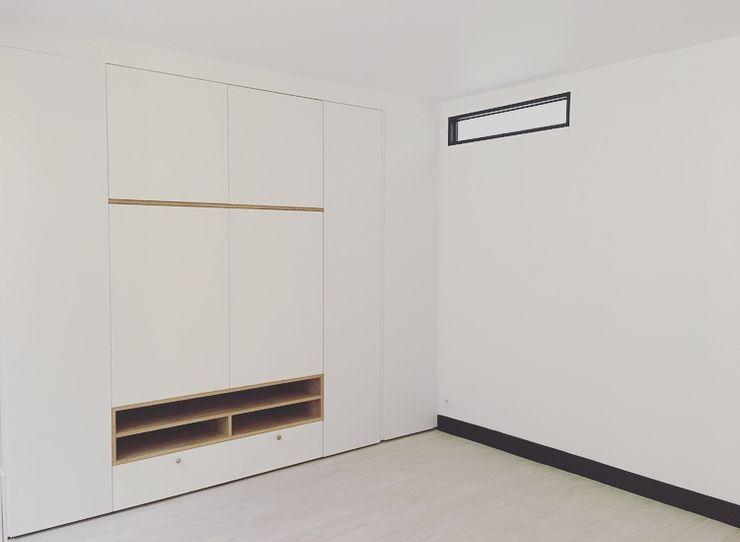 Renovation Appartement Paris 14e Unlimited Design Lab