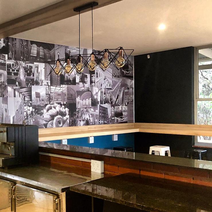 Coffee Shop Design CS DESIGN Gastronomy