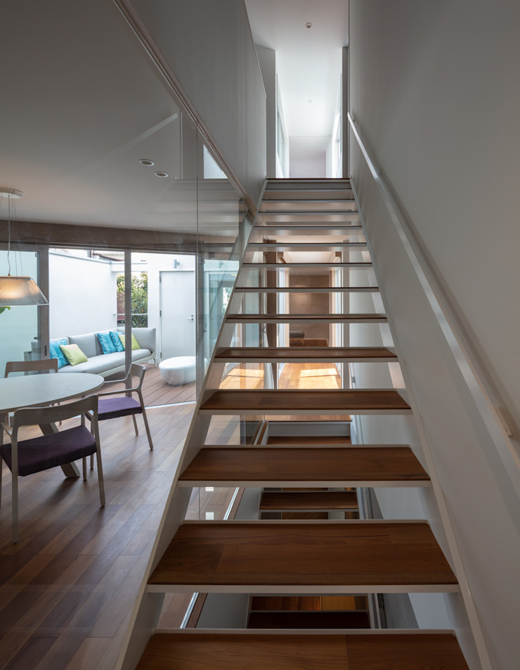 hm+architects 一級建築士事務所 Stairs