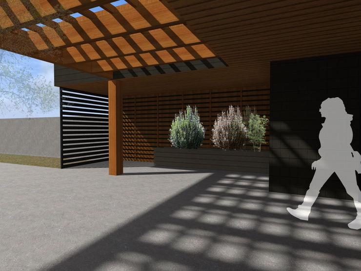 Vicente Espinoza M. - Arquitecto Single family home