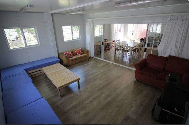 The lounge Container Rental and Sales (Pty) Ltd Living room