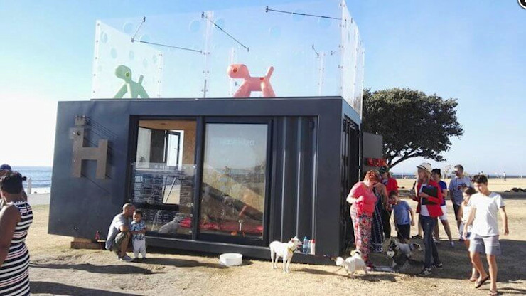 Container Rental and Sales (Pty) Ltd Commercial Spaces