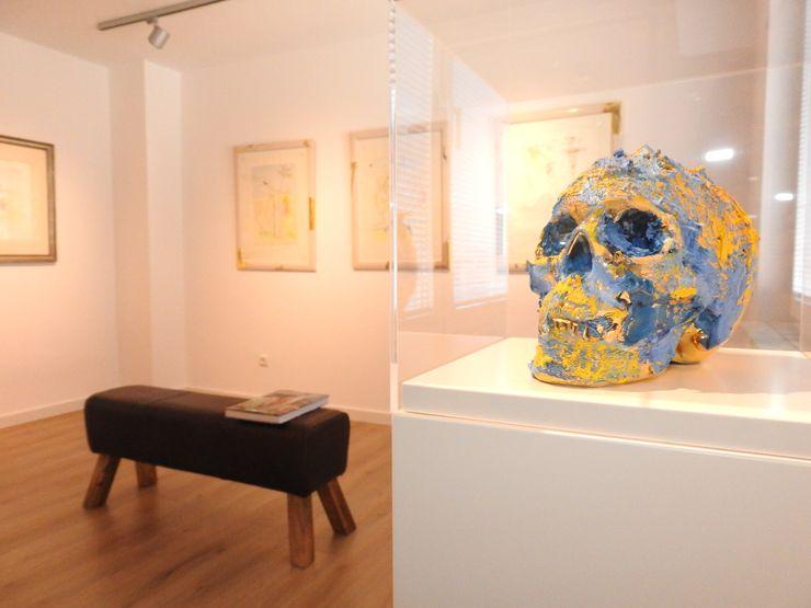 Kunstgalerie RUHR OBJEKT 2 ART GALLERY Tschangizian Home Staging & Redesign