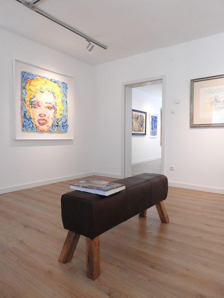 Kunstgalerie RUHR OBJEKT 2 ART GALLERY - Gallerieraum Tschangizian Home Staging & Redesign