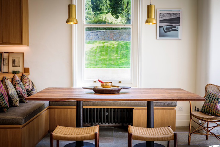The Georgian Manor House Kitchen Papilio Cuisine scandinave