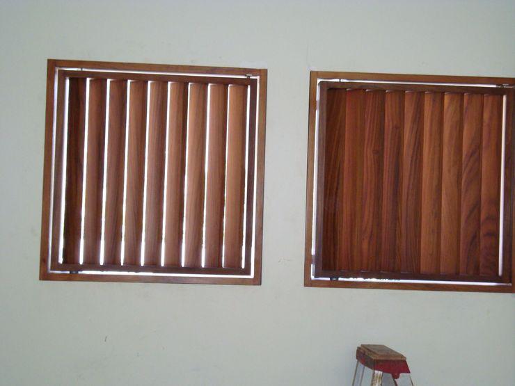 Maderaje Arquitectónico, S. A. de C.V. Fenêtres & PortesDécorations pour fenêtres