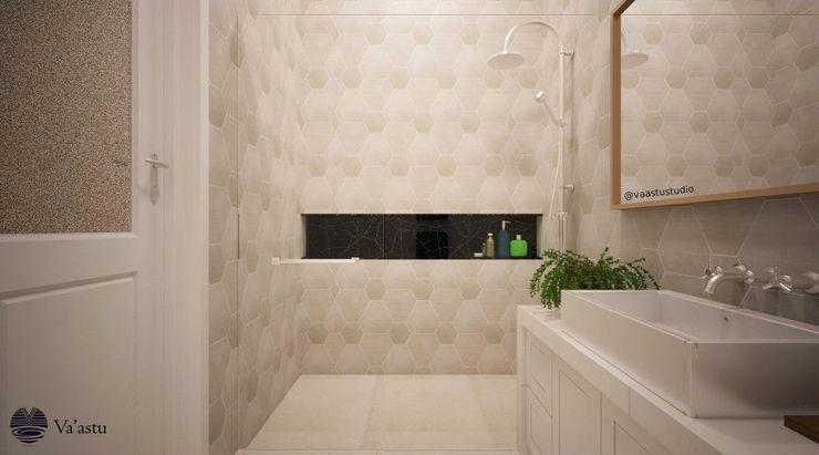 Vaastu Arsitektur Studio حمام Multicolored