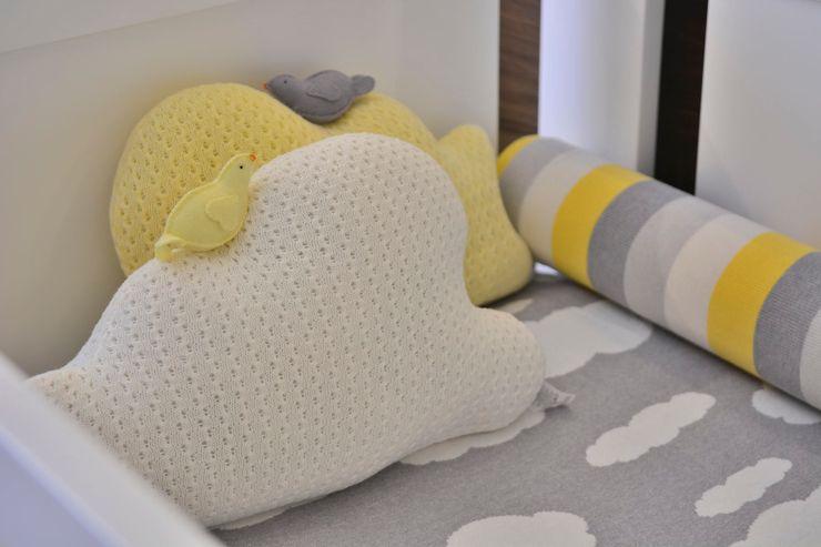 BG arquitetura   Projetos Comerciais Baby room