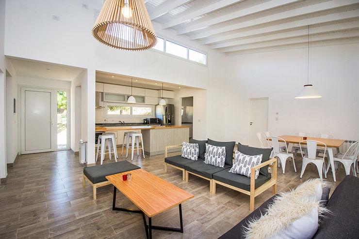 JOM HOUSES Modern living room