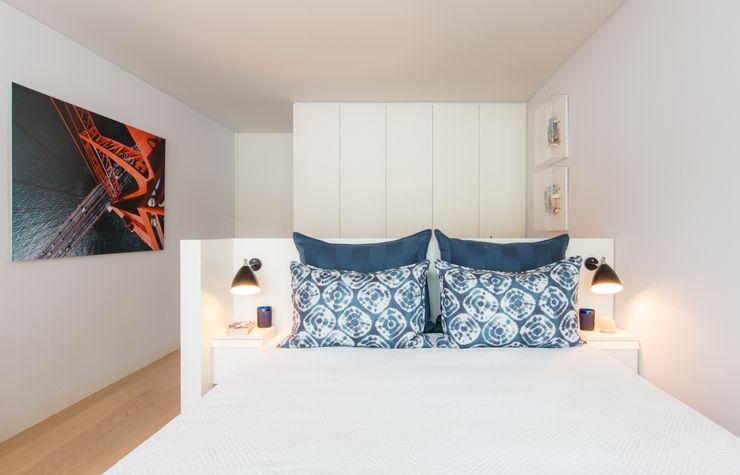 LAVRADIO DESIGN Спальня Синій