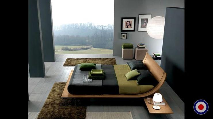 CRAT Modern style bedroom