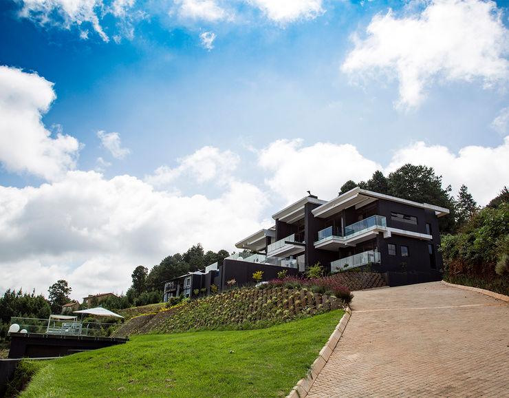 House Exterior AB DESIGN Minimalist house