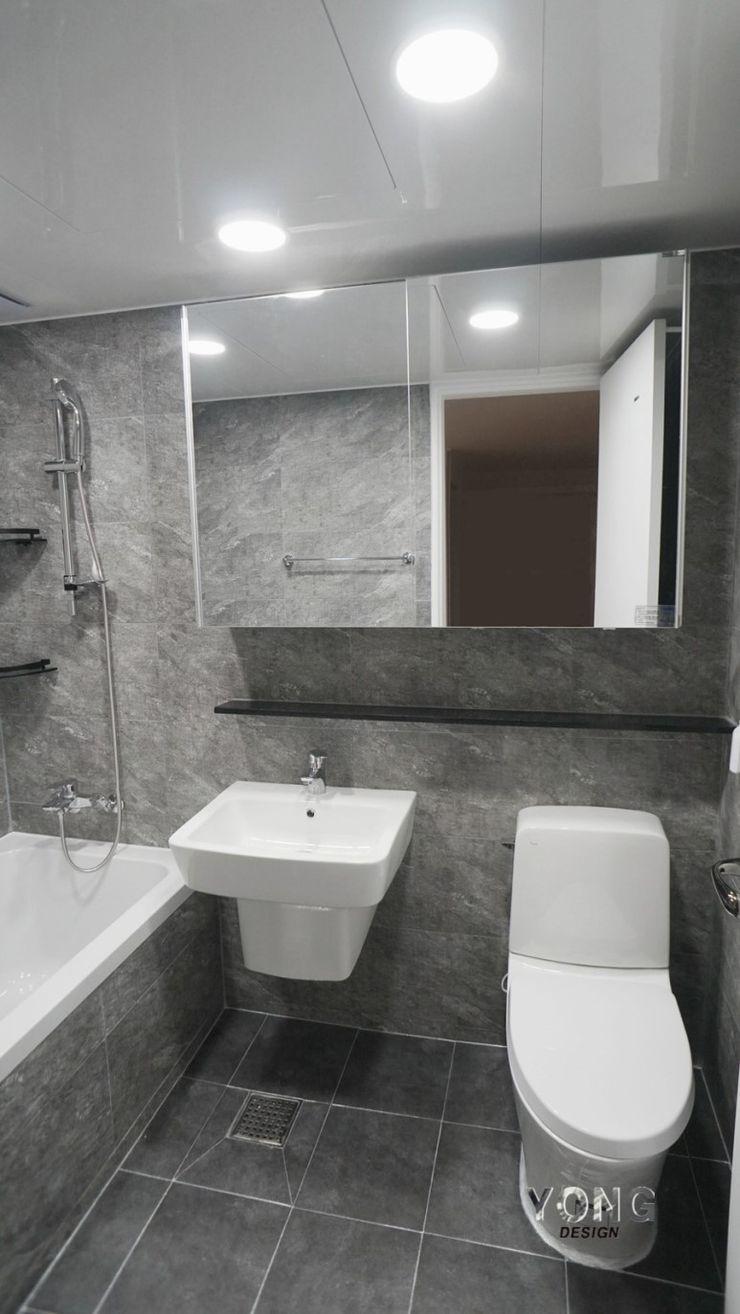 YONG DESIGN Minimalist style bathroom