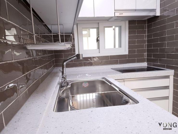 YONG DESIGN Minimalist kitchen
