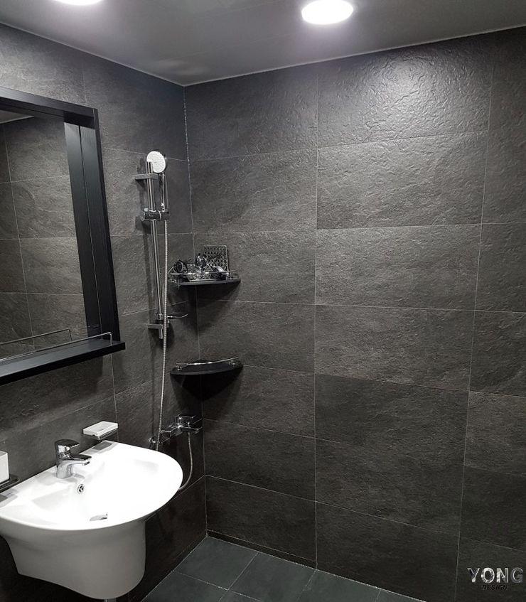 YONG DESIGN Minimalist bathroom