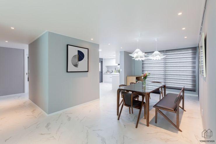 YONG DESIGN Modern dining room