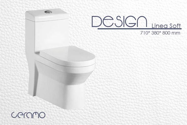 WC Modelo Design Tanque alto Kavana Revestimientos BañosSanitarios Cerámica