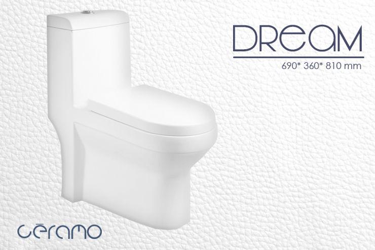 WC Dream Kavana Revestimientos BañosSanitarios Cerámica