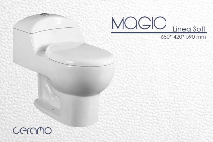 WC Magic Tanque bajo Kavana Revestimientos BañosSanitarios Cerámica