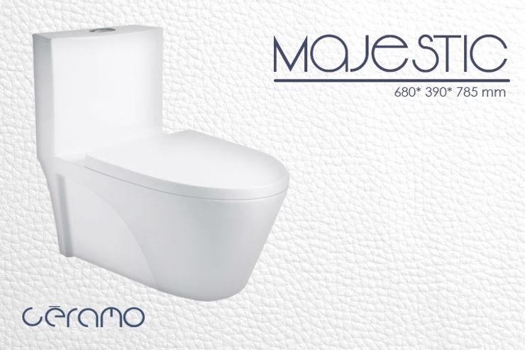 WC Majestic Tanque Alto Kavana Revestimientos BañosSanitarios Cerámica