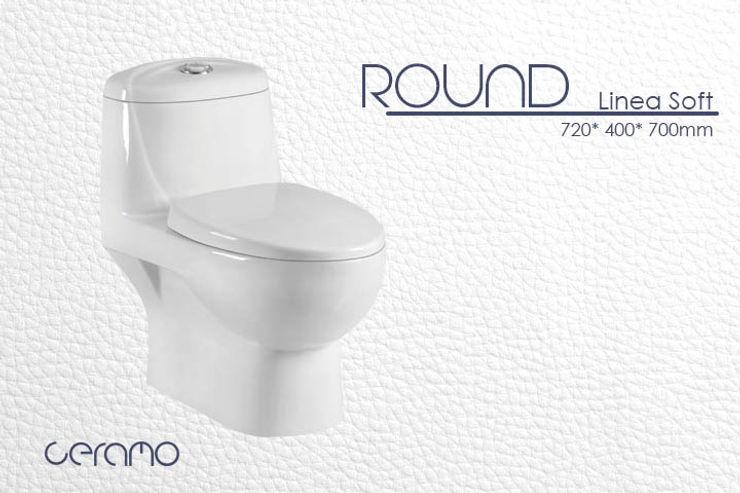 WC Round Tanque medio Kavana Revestimientos BañosSanitarios Cerámica