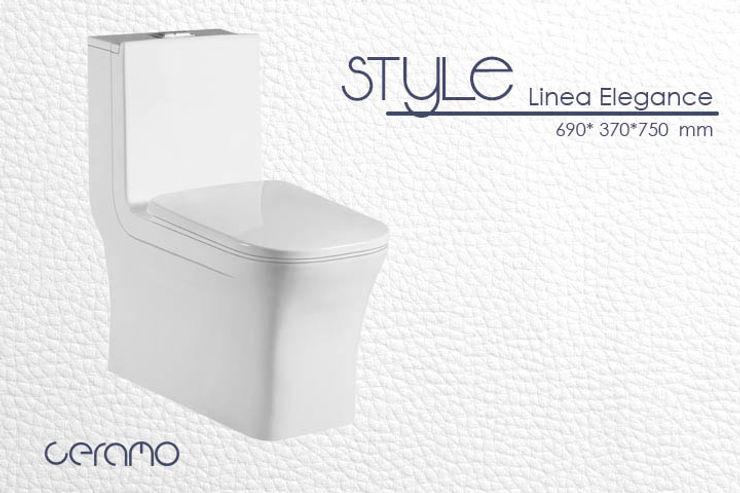 WC Style Tanque Alto Kavana Revestimientos BañosSanitarios Cerámica