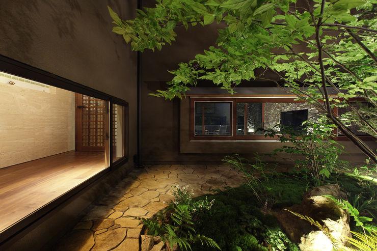 Studio tanpopo-gumi 一級建築士事務所 앞마당