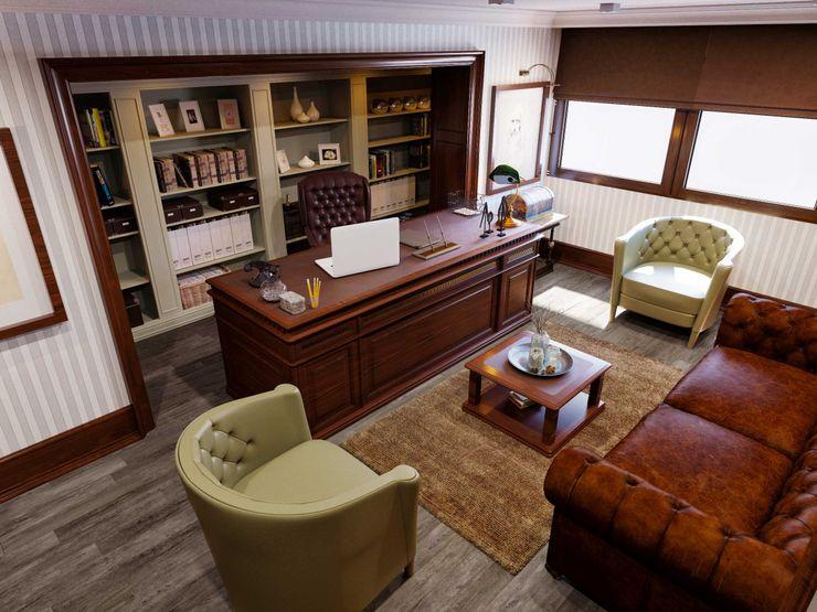 ANTE MİMARLIK オフィススペース&店