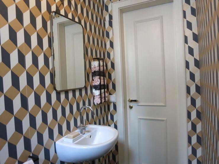 Gästetoilette - NACHHER Tschangizian Home Staging & Redesign