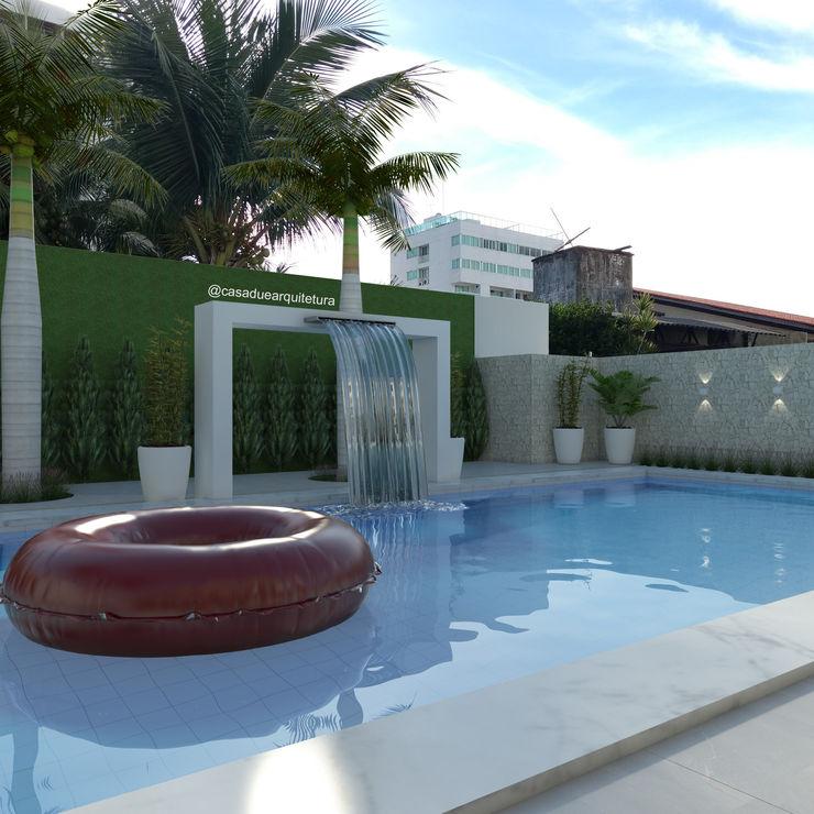 CASA DUE ARQUITETURA Garden Pool