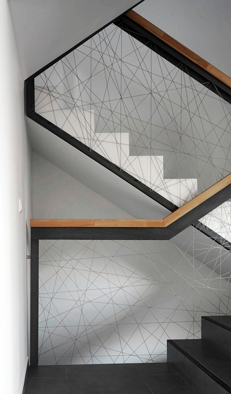 boehning_zalenga koopX architekten in Berlin Stairs Iron/Steel Black