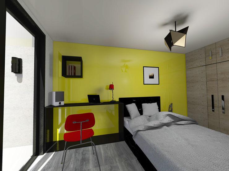 Remodelación Casa Habitación Prototype studio Casas modernas