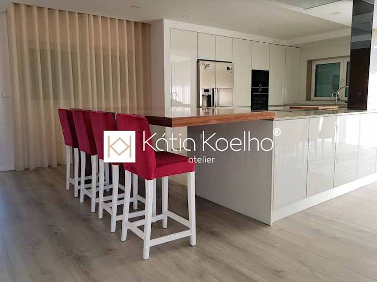 Atelier Kátia Koelho Кухня