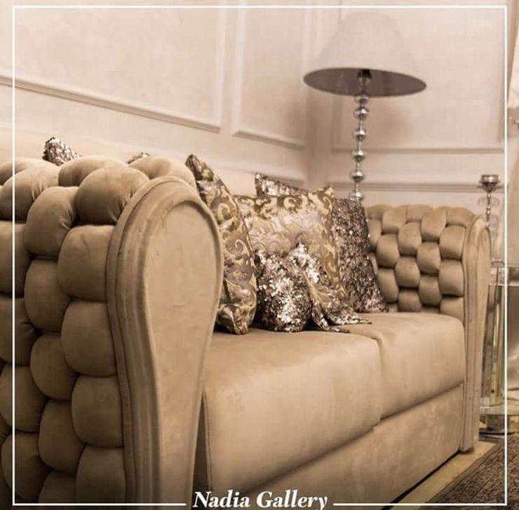NADIA .Gallery HouseholdAccessories & decoration خشب Grey