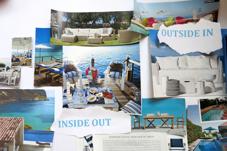 Moodboard - Inside Out & Outside In Tschangizian Home Staging & Redesign