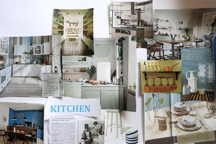 Moodboard - Kitchen Tschangizian Home Staging & Redesign