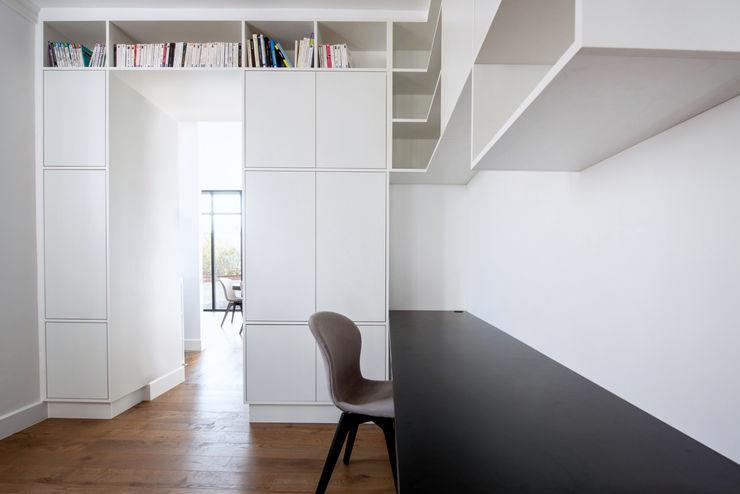 Anne Lapointe Chila Moderne Arbeitszimmer