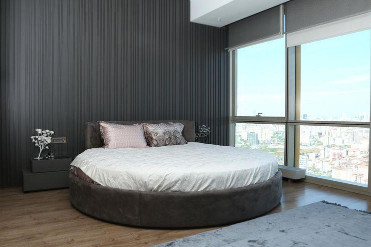 Karaman Köşe - Metropol İstanbul Macitler Mobilya Modern Yatak Odası